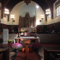 Photo taken at Episcopal Church of the Advent by Todd v. on 9/28/2014
