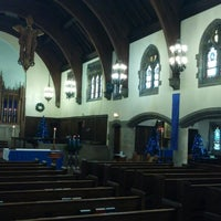 Photo taken at Episcopal Church of the Advent by Todd v. on 12/7/2014