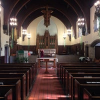 Photo taken at Episcopal Church of the Advent by Todd v. on 7/6/2014