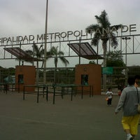 Photo taken at Parque de las Leyendas by Stefany S. on 12/9/2012