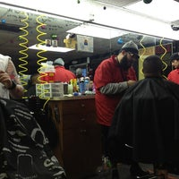 Photo taken at Tampa Barber Shop by Yomi Y. on 3/1/2013