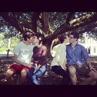 Photo taken at The Kissing Tree by Joseph W. on 9/22/2012