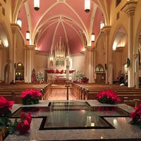 Photo taken at St. Mary Cathedral by Alison P. on 12/25/2017