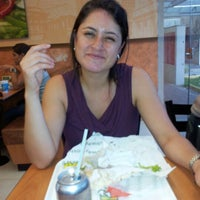 Photo taken at Subway by Henrique C. on 1/4/2013
