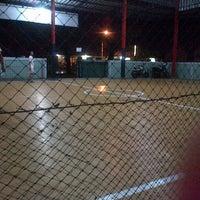 Photo taken at Taruna Futsal by Fanni Z. on 5/8/2013
