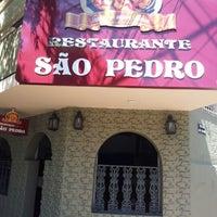 Foto tirada no(a) Restaurante São Pedro por Fernando N. em 2/9/2013