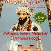 Photo taken at Mughal Club by Glock on 3/17/2013