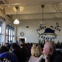 Photo taken at Ferry Plaza Seafood by Jacki P. on 11/10/2013