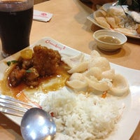 Photo taken at Chowking by Carmen A. on 6/25/2013