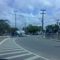 Photo taken at Avenida Bacharel Tomaz Landim by Gil T. on 10/13/2012