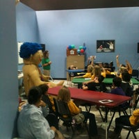 Photo taken at Sci-Quest, Hands-on Science Center by Edward R. on 5/7/2013