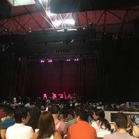 Photo taken at Palacio de los Deportes by Giancarlo P. on 9/18/2016