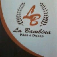 Photo taken at Padaria La Bambina by Thamíris N. on 12/8/2013