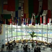Photo taken at Florida International University by Fikri Y. on 2/26/2013