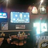 Photo taken at Buffalo Wild Wings by Chris B. on 9/27/2012
