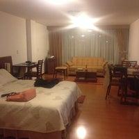 Foto tomada en Hotel Cuellar's por Andrea S. el 2/22/2014
