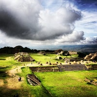 Photo taken at Monte Albán by Bernardo D. on 7/14/2013