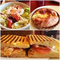 Photo taken at Panera Bread by Joel L. on 4/30/2014