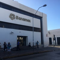 Photo taken at Banamex by David R. on 10/23/2016