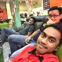 Photo taken at Moto Aladdin Sdn Bhd by Aqil S. on 2/18/2017