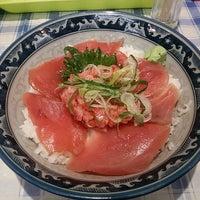 4/7/2014にNAOKO☺︎︎が鉄火丼 鶴 中央通り店で撮った写真