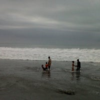 Photo taken at Pantai Ketawang by Catur P. on 12/31/2012