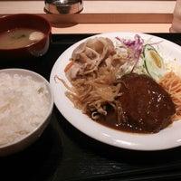 Photo taken at 街角食堂 ごっちゃん by しょうたろー on 7/17/2013