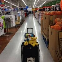 Photo taken at Walmart Supercenter by Mik O. on 10/30/2012