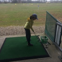 Photo taken at Redhill Golf Centre by Alan B. on 3/20/2016
