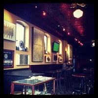 Photo taken at The Nomad World Pub by Ellie I. on 4/2/2013