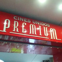 Photo taken at Cines Unidos by Jose C. on 7/13/2013