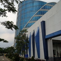 Photo taken at Universitas Multimedia Nusantara by Arbain R. on 11/22/2012