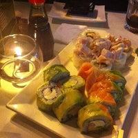 Photo taken at Niu Sushi by Carola T. on 6/14/2013