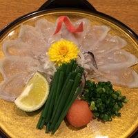 Photo taken at 日本料理 雅 by moogle m. on 1/8/2014