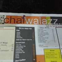 Photo taken at Chaiwallaz by Anand S. on 1/27/2013