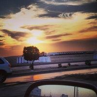 Photo taken at طريق الخرج by Meshari on 11/9/2013
