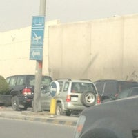 Photo taken at King Abdulaziz Road by Meshari on 12/8/2012