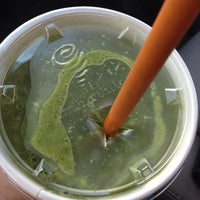 Photo taken at Jamba Juice Northridge II by David B. on 3/31/2014