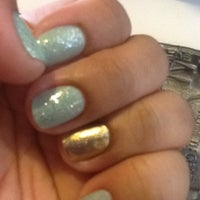 Photo taken at Chic Nails by Tetet F. on 10/13/2012