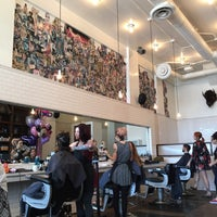 Photo taken at Rudy's Barbershop by Marco B. on 2/14/2015