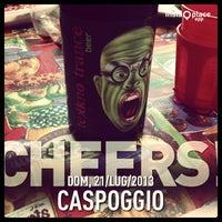 Das Foto wurde bei Caspoggio von andrea m. am 7/21/2013 aufgenommen
