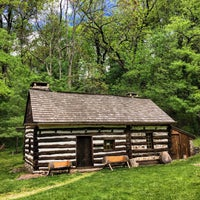 Photo taken at Swedish Cabins by Mark J. on 5/6/2017