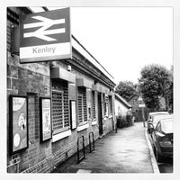 Photo taken at Kenley Railway Station (KLY) by Mark J. on 10/8/2012