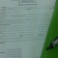 Photo taken at School of Labor and Industrial Relations (SOLAIR), University of the Philippines by Sheryl M. on 2/14/2013
