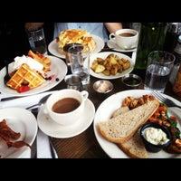 Photo taken at Cafe Ghia by christina lynn agatha on 9/22/2012