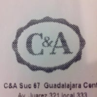 Photo taken at C&A. by Roberto M. on 7/3/2016