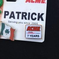 Photo taken at ACME Markets by Patrick B. on 9/16/2013