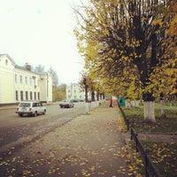 Photo taken at Гагарин by Olesya R. on 10/14/2012