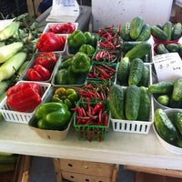 Photo taken at Memphis Farmers Market by Jessie W. on 8/24/2013