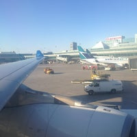 Photo taken at Gate B29 by Chantal M. on 3/17/2013